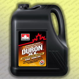 10W40 PC DURON XL SYNT BLEND  (4л ) масло бенз и диз