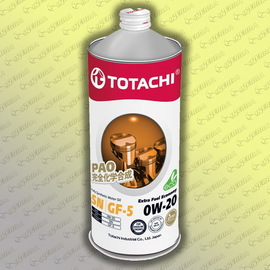0W20 TOTACHI Extra Fuel Fully Synthetic SN 1л