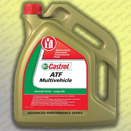 Castrol ATF  MULTIVEHICLE 5L трансм. масло